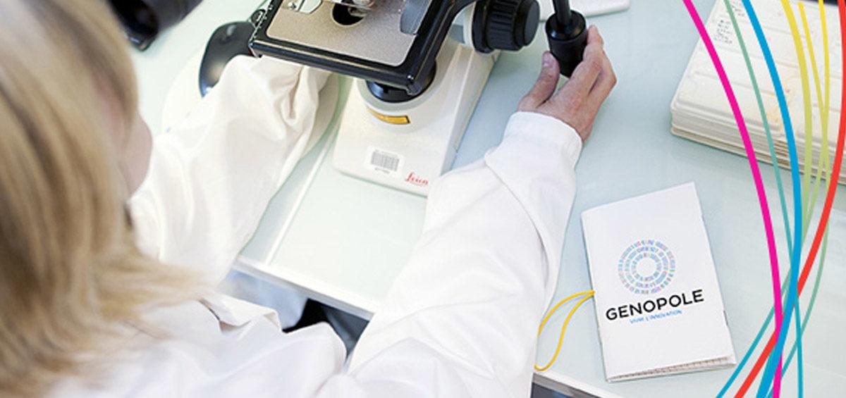 biocluster genopole paris