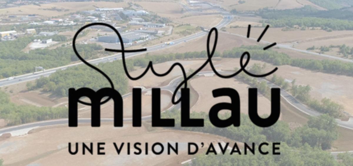 Inauguration du parc d'activites de Millau