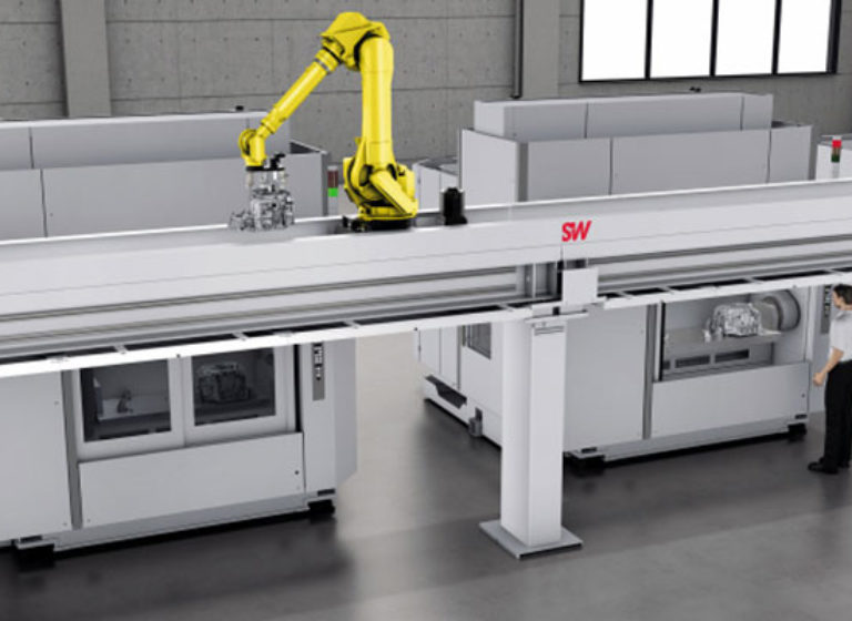 Groupe allemand SW Machines